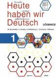Heute haben wir Deutsch 1 - učebnice - Jirco