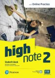 High Note 2 Student´s Book with Pearson Practice English App - Bob Hastings