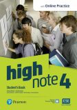 High Note 4 Student´s Book with Pearson Practice English App - Rachel Roberts