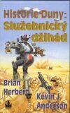 Historie Duny: Služebnický Džihád - Brian Herbert