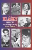 Hlášky herců 1. republiky - Michaela Košťálová