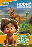 Hodný dinosaurus Vybarvuj, čti si, nalepuj - Walt Disney