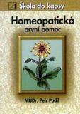 Homeopatická první pomoc - Pudil Petr