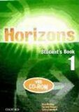 Horizons 1 Student´s Book + CD-ROM - Coady James