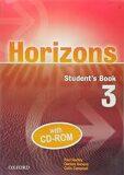 Horizons 3 Student´s Book + CD-ROM - Radley Paul,  Daniela Simons, ...