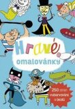 Hravé omalovánky - Aneta Žabková