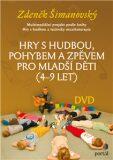 Hry s hudbou pro mladší děti (4-9 let) DVD - Zdeněk Šimanovský