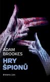 Hry špionů - Adam Brookes