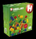 HUBELINO Kuličková dráha - kostky barevné 102 ks -