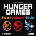 Hunger Games - Aréna smrti, Vražedná pomsta, Síla vzdoru - Suzanne Collinsová