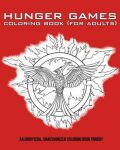 Hunger Games Colouring Book (for Adults) - neuveden
