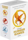 HUNGER GAMES – komplet, výroční vydání 1.-3.díl - box - Suzanne Collinsová