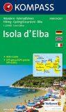 Isola d´ Elba 2468 / 1:25T NKOM - KOMPASS-Karten GmbH