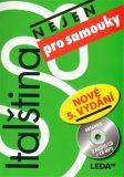 Italština pro samouky + 2 CD - Jarmila Janešová
