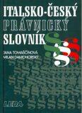 I-Č právnický slovník - Tomaščínová J.