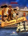 Illustrated Readers 2 Treasure Island - Readers + CD - Robert Louis Stevenson