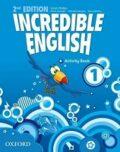 Incredible English 1 Activity Book (2nd) - Sarah Phillips