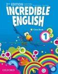 Incredible English 1 Class Book (2nd) - Sarah Phillips