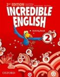 Incredible English 2 Activity Book (2nd) - Sarah Phillips