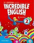 Incredible English 2 Class Book (2nd) - Sarah Phillips