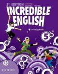 Incredible English 5 Activity Book (2nd) - Sarah Phillips