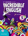 Incredible English 5 Class Book (2nd) - Sarah Phillips