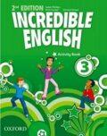 Incredible English 3 Activity Book (2nd) - Sarah Phillips