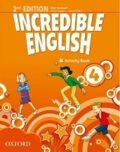 Incredible English 4 Activity Book (2nd) - Sarah Phillips