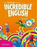 Incredible English 4 Class Book (2nd) - Sarah Phillips