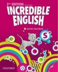 Incredible English Starter Class Book (2nd) - Grainger Kristie
