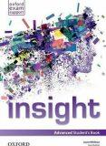 Insight Advanced Student's Book - Jayne Wildman