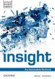 Insight Pre-intermediate Workbook - Mike Sayer