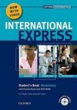 International Express Interactive Ed Elementary Student´s Book + Pocket Book + Multi-ROM + DVD Pack - Lane Alastair
