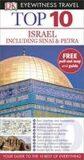 Israel - Top 10 DK Eyewitness Travel Guide - Dorling Kindersley