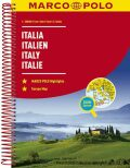 Itálie - Italia/atlas-spirála 1:300T - Marco Polo