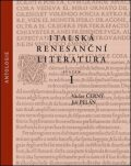 Italská renesanční literatura 1.+ 2. svazek - Václav Černý, Jiří Pelán