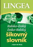 Italsko - český a česko - italský šikovný slovník - Lingea