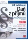 Daň z příjmů právn.osob 2000/1 - Tomáš Jaroš, ...