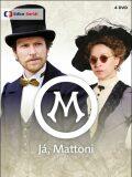 Já, Mattoni - 4 DVD - Edice České televize