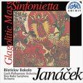 Janáček : Glagolská mše, Sinfonietta - CD - Leoš Janáček