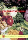 Jarní a zimní zeleninové menu - váz. - Pavla Momčilová