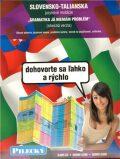 Jazyková mapa: slovensko-talianska  - obecná - Pilecký
