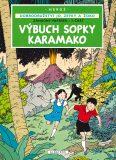 Jo, Zefka a Žoko (4) - Výbuch sopky Karamako - Herge