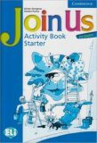 Join Us for English Starter Activity Book - Herbert Puchta, ...