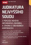 Judikatura Nejvyššího soudu z pohledu nového občanského zákoníku... - Michal Vrajík