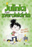 Julinka malá zverolekárka Jasličky na farme - Rebecca Johnson