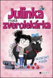 Julinka malá zverolekárka Nezbedný poník - Rebecca Johnson