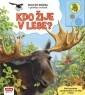 Kdo žije v lese? - mluvící knížka s příběhy zvířátek  - Svjatoslav Bulackij