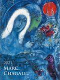 Marc Chagall 2021 - nástěnný kalendář - Chagall Marc