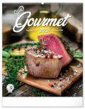 Nástěnný kalendář Gourmet 2021, 48 × 56 cm - Presco Group